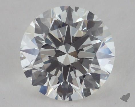1.40 Carat H-VVS2 Excellent Cut Round Diamond