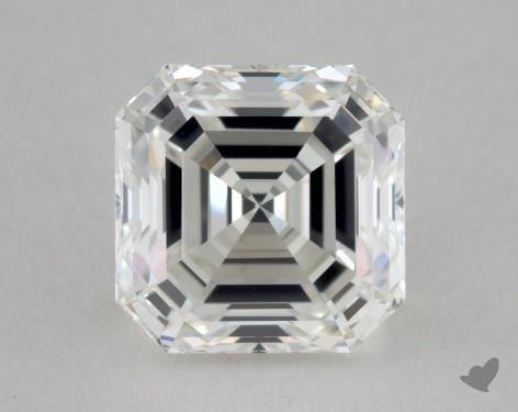 1.03 Carat H-VS1 Asscher Cut Diamond