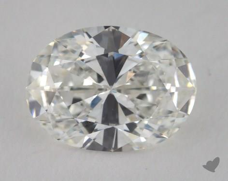 2.01 Carat H-IF Oval Cut Diamond