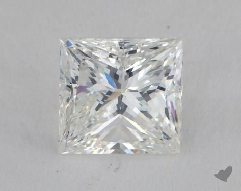 1.52 Carat F-VS1 Very Good Cut Princess Diamond