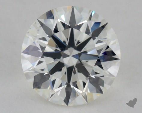 1.30 Carat I-VS2 Excellent Cut Round Diamond