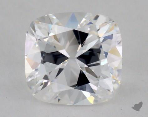 1.29 Carat D-VVS1 Cushion Cut Diamond