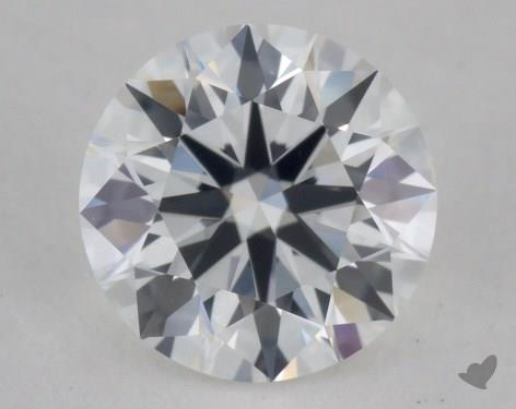 0.53 Carat G-IF  True Hearts<sup>TM</sup> Ideal  Diamond