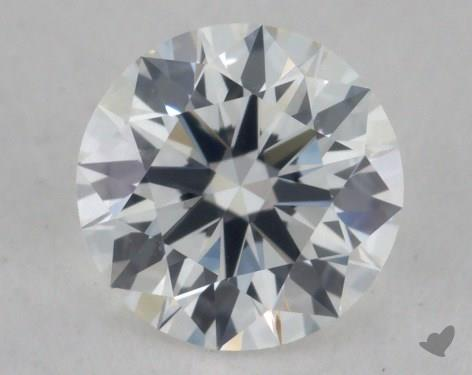 0.50 Carat G-VVS1 True Hearts<sup>TM</sup> Ideal Diamond