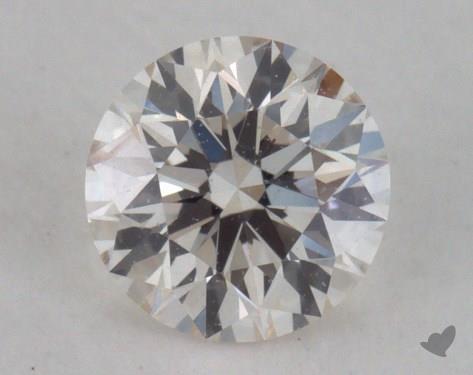 0.31 Carat I-SI2 Excellent Cut Round Diamond