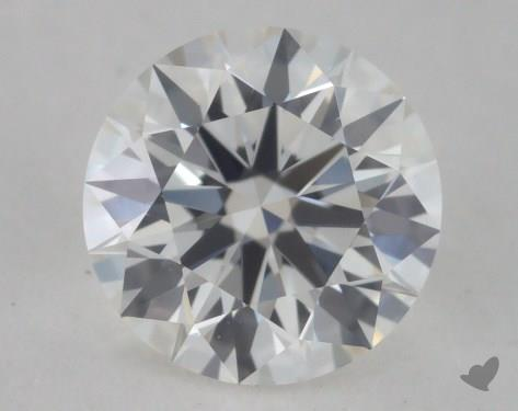 0.52 Carat G-IF True Hearts<sup>TM</sup> Ideal Diamond