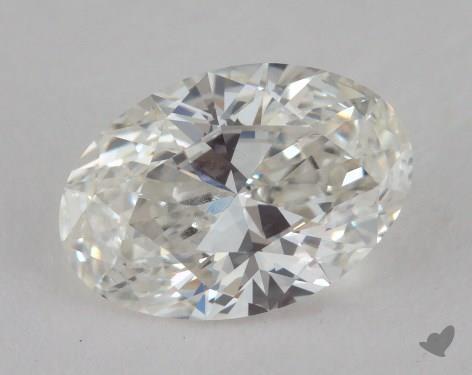 1.16 Carat H-VVS2 Oval Cut Diamond