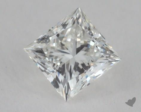 0.70 Carat H-IF Princess Cut Diamond