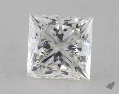 0.80 Carat I-VS1 Very Good Cut Princess Diamond