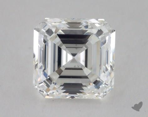 2.01 Carat G-VS2 Asscher Cut Diamond