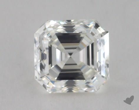 0.73 Carat H-VS2 Asscher Cut Diamond