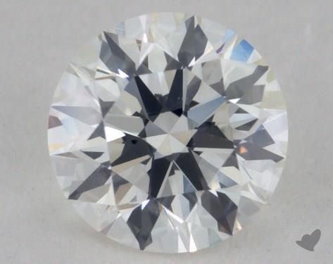 0.60 Carat H-VS2 Excellent Cut Round Diamond