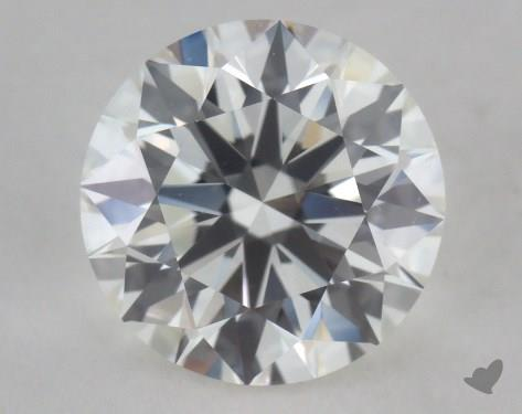 1.02 Carat G-IF Excellent Cut Round Diamond