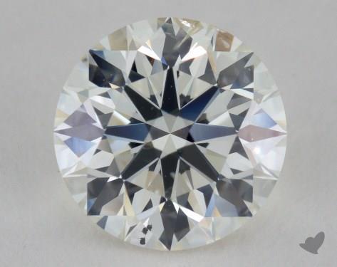 1.52 Carat I-SI2 Excellent Cut Round Diamond