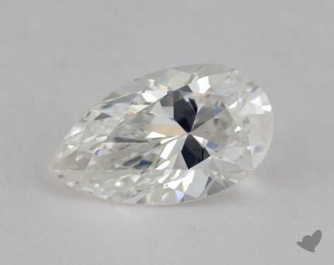 1.08 Carat H-VS2 Pear Shape Diamond