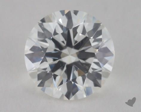 1.01 Carat H-SI2 Excellent Cut Round Diamond