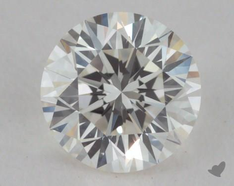 0.45 Carat J-VS1 Round Diamond
