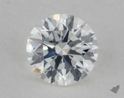 0.36 Carat H-VS2 Ideal Cut Round Diamond