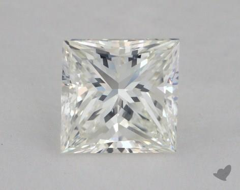 1.86 Carat I-VS1 Princess Cut Diamond
