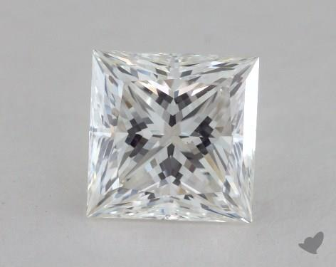 1.52 Carat H-VS1 Ideal Cut Princess Diamond