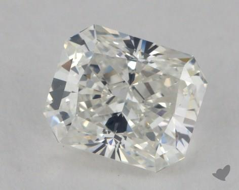 1.02 Carat H-VS2 Radiant Cut Diamond