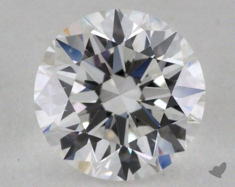 1.01 Carat E-VS1 Very Good Cut Round Diamond