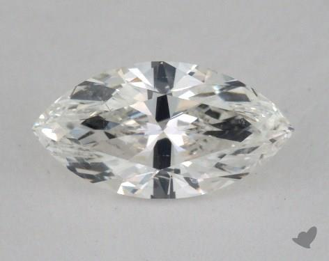 0.90 Carat H-SI2 Marquise Cut Diamond