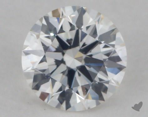 0.52 Carat G-VS1 Excellent Cut Round Diamond