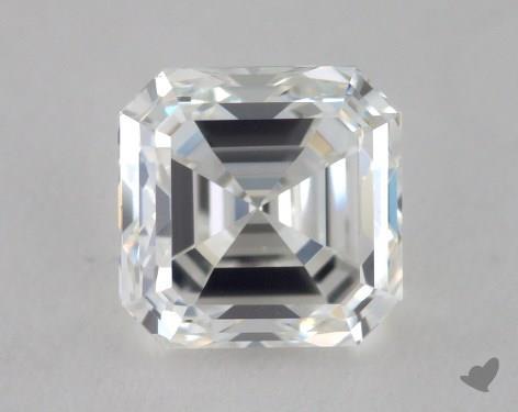 1.01 Carat H-VS2 Asscher Cut Diamond