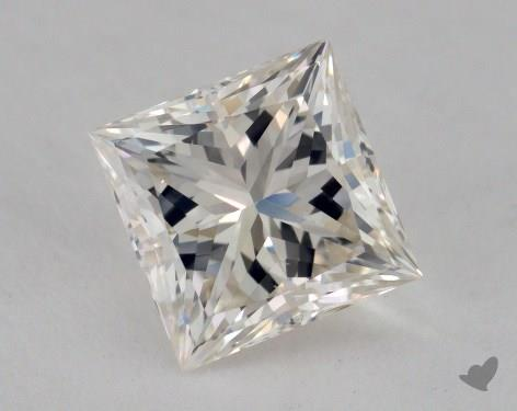 1.51 Carat I-VS2 Very Good Cut Princess Diamond