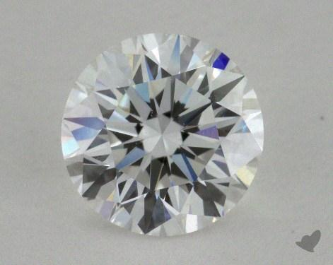 1.04 Carat D-VVS1 Excellent Cut Round Diamond