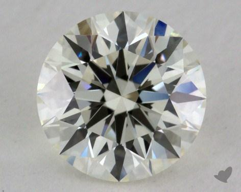 1.02 Carat K-VVS2 Excellent Cut Round Diamond