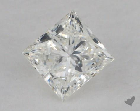 0.51 Carat I-VS2 Ideal Cut Princess Diamond