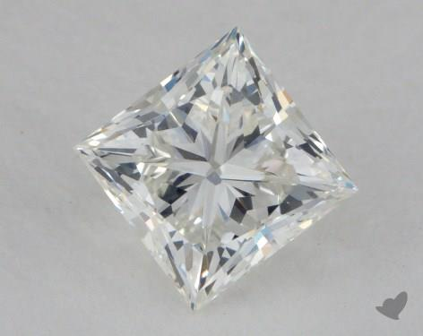 0.82 Carat I-VS2 Ideal Cut Princess Diamond