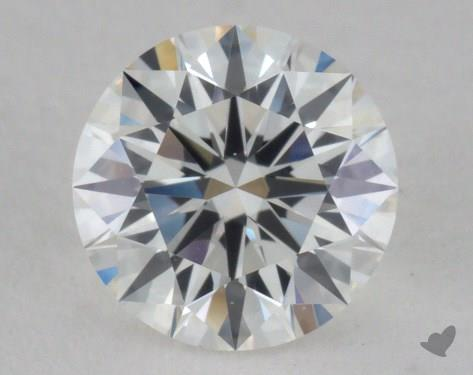 0.51 Carat G-VS1 Excellent Cut Round Diamond