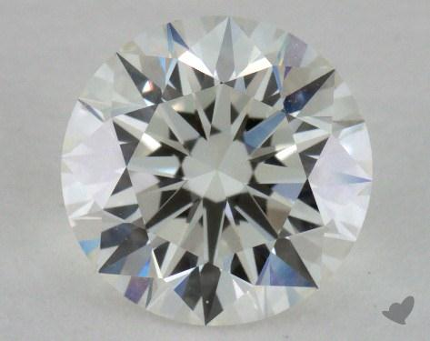 1.51 Carat H-IF Excellent Cut Round Diamond