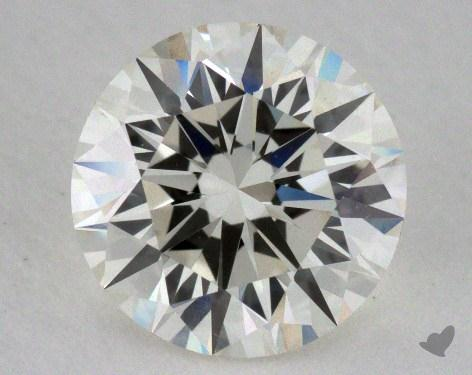 1.30 Carat I-IF Excellent Cut Round Diamond