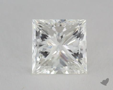 1.46 Carat H-VS1 Very Good Cut Princess Diamond