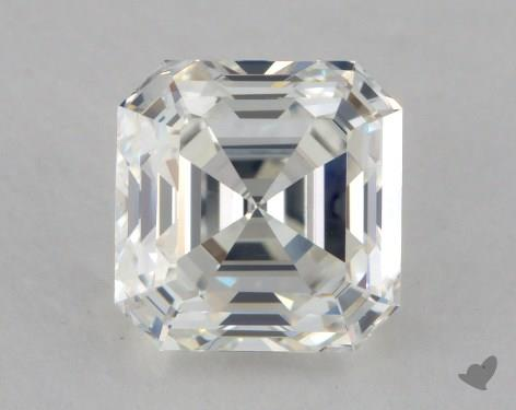 1.14 Carat H-VS1 Asscher Cut Diamond