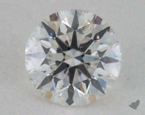 0.30 Carat G-SI2 Excellent Cut Round Diamond