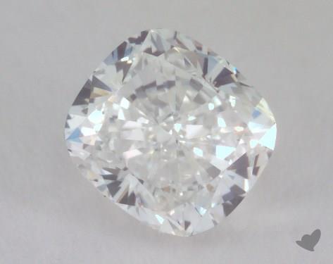1.24 Carat H-VS2 Cushion Cut Diamond