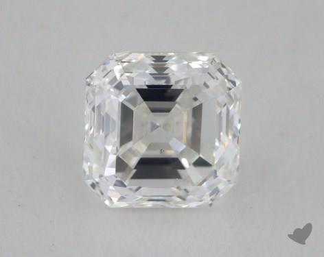 0.97 Carat H-VS2 Asscher Cut Diamond