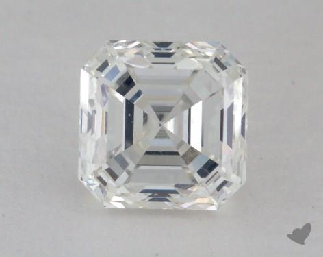 0.90 Carat H-VS1 Asscher Cut Diamond