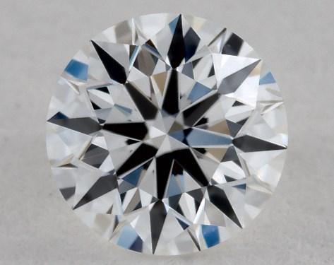 0.30 Carat E-SI1 Excellent Cut Round Diamond