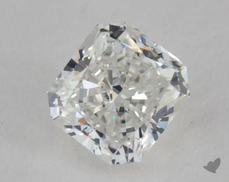 1.02 Carat H-VS2 Radiant Cut Diamond