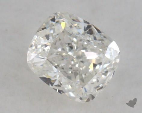 0.50 Carat H-VS2 Cushion Cut Diamond
