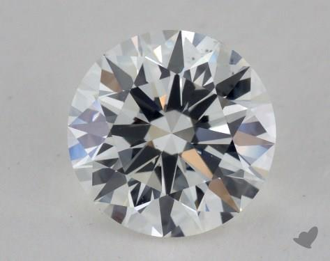 1.42 Carat H-VS2 Excellent Cut Round Diamond