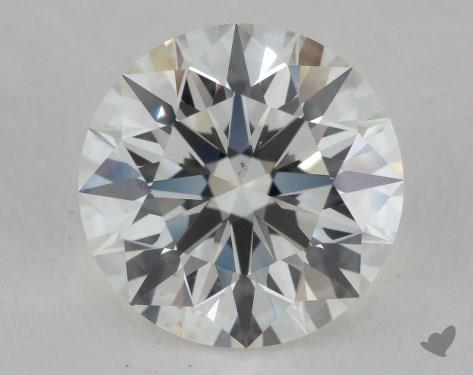 2.19 Carat J-VS2 Excellent Cut Round Diamond