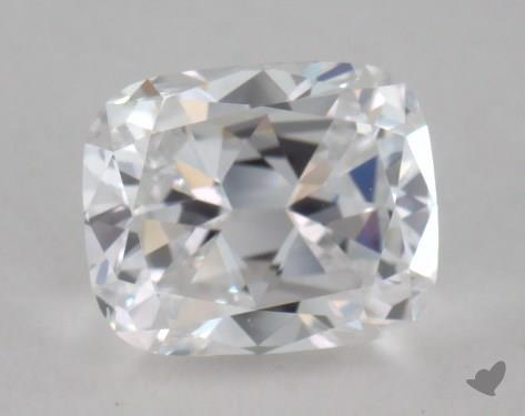 1.00 Carat D-IF Cushion Cut Diamond
