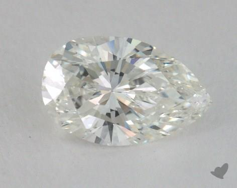 1.18 Carat H-VS2 Pear Shape Diamond